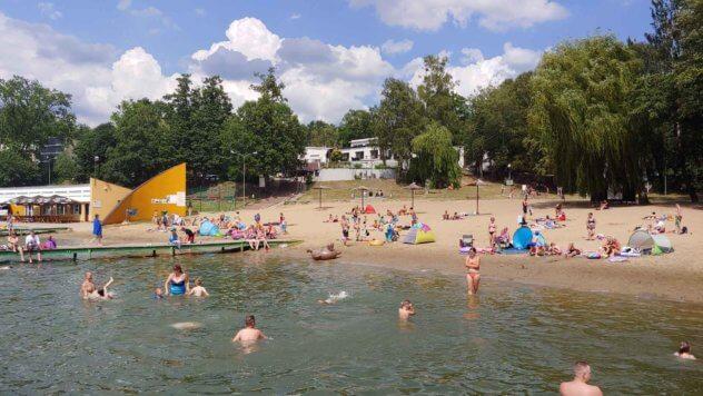 Lato w Sierakowie